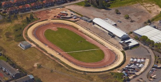 Newcastle Greyhound Stadium stadium